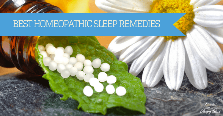 Best Homeopathic Remedies For Sleep