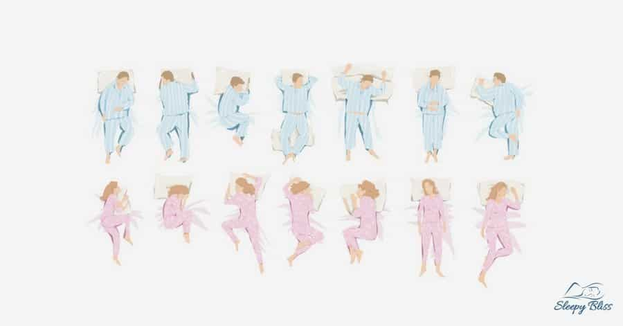 The Best Sleeping Positions (And Worst)