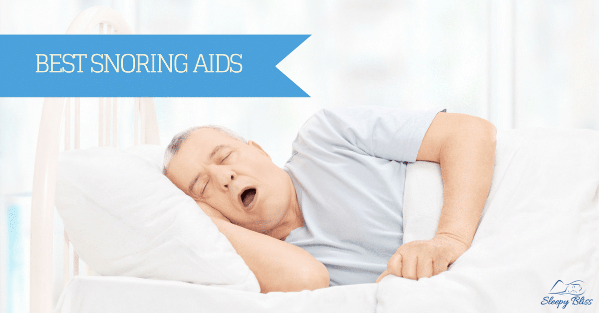 Best Snoring Aids Our Top Rated Anti Snoring Products