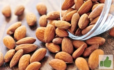 Almonds - The Best Foods For Getting A Good Night's Sleep