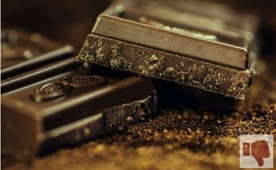 Dark Chocolate - The Worst Foods For Getting A Good Night's Sleep