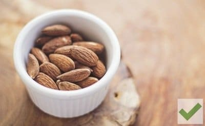 Almonds - The Best Bedtime Foods for Weight Loss