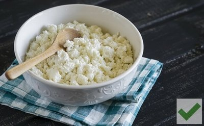 Cottage Cheese - The Best Bedtime Foods for Weight Loss