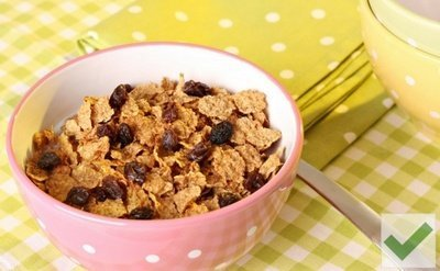 High Fiber Cereal - The Best Bedtime Foods for Weight Loss