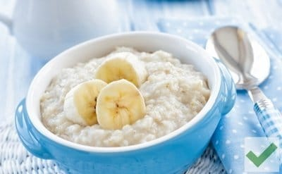 Oatmeal - The Best Bedtime Foods for Weight Loss