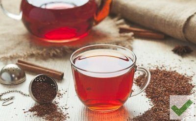 Rooibos Tea - The Best Bedtime Foods for Weight Loss