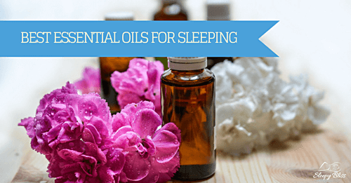 Essential Oils For Sleeping