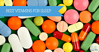 Vitamins For Sleep